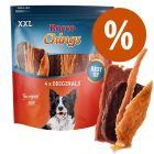 Rocco Chings Pack XXL snacks 900 g com desconto!