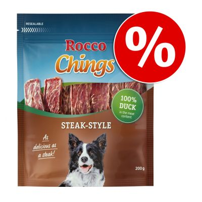 Rocco Chings Steak Style - Pack Ahorro