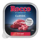 Rocco Classic en barquettes 9 x 300 g pour chien