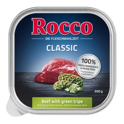 Rocco Classic Hondenvoer 9 x 300 g