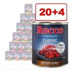 Rocco Classic, Talvimenu & Trio di Carne 24 x 800 g: 20 + 4 kaupan päälle!