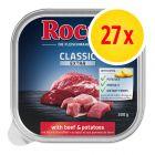 Rocco Classic Trays Multibuy 27 x 300g