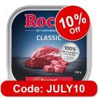 Rocco Classic Trays 9 x 300g