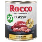 Rocco Classic Trio di Carne