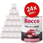 Rocco Classic Trio di Carne - 24 x 800 г