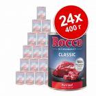Икономична опаковка: Rocco Classic 24 x 400 г