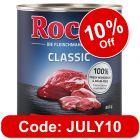 Rocco Classic 6 x 800g