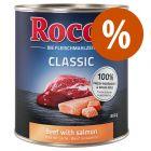 Rocco Classic 24 x 800 g comida húmeda ¡a precio especial!