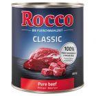 Rocco Classic 6 x 800 g hundfoder
