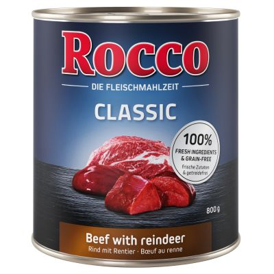 Rocco Classic 24 x 800 g - Pack Ahorro