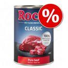 Rocco Classic 6 x 400 g pour chien à prix spécial !