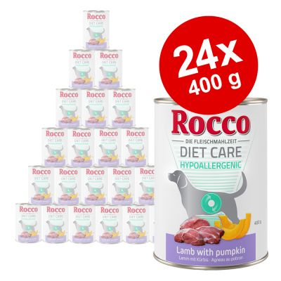 Rocco Diet Care Hypoallergen Agnello