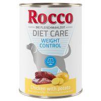 Rocco Diet Care Weight Control poulet, pommes de terre pour chien