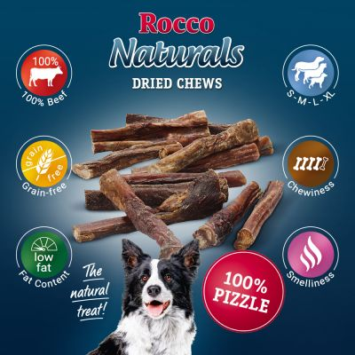 Rocco Dried Pizzle