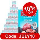 Rocco Junior Saver Pack 24 x 400g