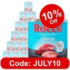 Rocco Junior Saver Pack 24 x 800g