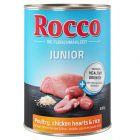 Rocco Junior 6 x 400 g