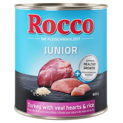 Rocco Junior, 6 x 800 g