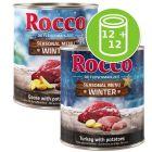 Rocco limitált kiadású téli menü vegyes csomagban 24 x 800 g