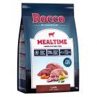 Rocco Mealtime con cordero