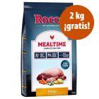 Rocco Mealtime 12 kg pienso en oferta: 10 + 2 kg ¡gratis!