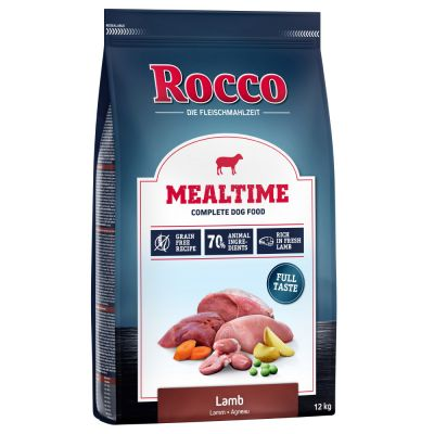 Rocco Mealtime - Lamb