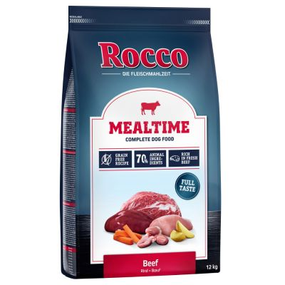 Rocco Mealtime - Manzo