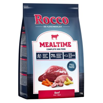 Rocco Mealtime - Mixed Trial Pack