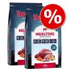 Rocco Mealtime 2 x 12 kg - Pack Ahorro