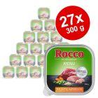 Rocco Menú en tarrinas 27 x 300 g - Pack Ahorro
