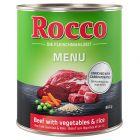 Rocco Menú 6 x 800 g