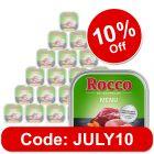 Rocco Menu Trays Saver Pack 27 x 300g