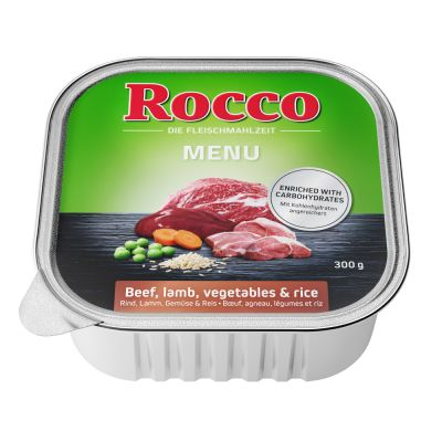 Rocco Menu Trays Saver Pack 27 x 300g