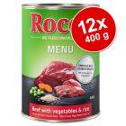 Rocco Menu 12 x 400 g
