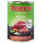 Rocco Menu, 6 x 400 g