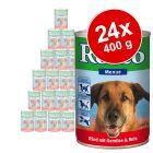 Rocco Menu 24 x 400 g - Pack económico