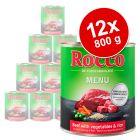 Rocco Menu 12 x 800 g pour chien