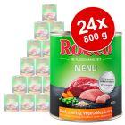 Rocco Menue -säästöpakkaus 24 x 800 g