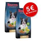 Rocco mistura de flocos 2 x 10 kg com 5 € de desconto!