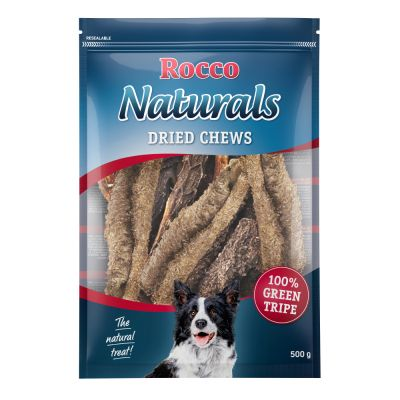 Rocco Natural Chews Mixed Trial Pack - Beef