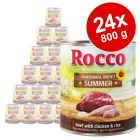 Rocco nyári menü gazdaságos csomag 24 x 800 g