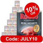 Rocco Real Hearts Saver Pack 24 x 800g