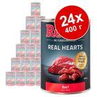 Экономупаковка: Rocco Real Hearts 24 x 400 г