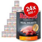 Экономупаковка: Rocco Real Hearts 24 x 800 г
