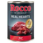 Rocco Real Hearts, 6 x 400 g