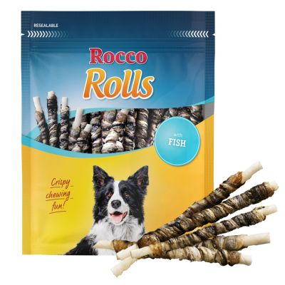 Rocco Rolls Chew Sticks