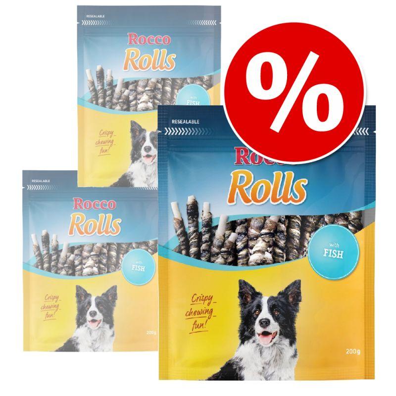 Rocco Rolls Chew Sticks Saver Pack