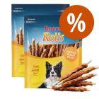 Rocco Rolls 2 x 200 g snack para perros ¡a precio especial!