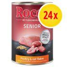 Rocco Senior Multibuy 24 x 400g