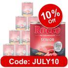 Rocco Senior Saver Pack 24 x 800g